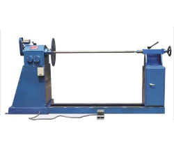 Low Voltage/Low Tension Coil Winding Machine