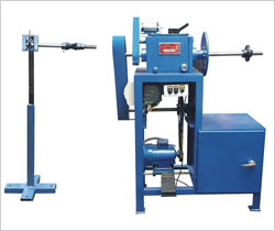Back Tension Coil Winding Machine Type : H.T-50